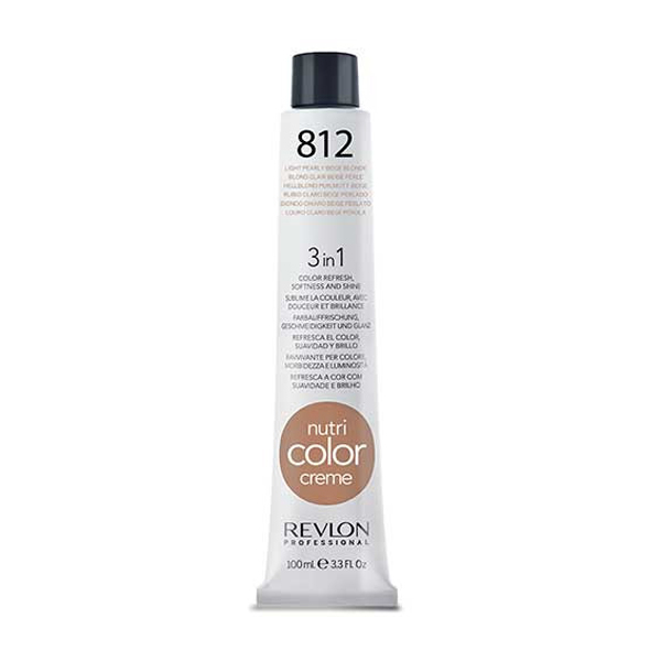 Revlon Professional Nutri Color Creme #812 100ml