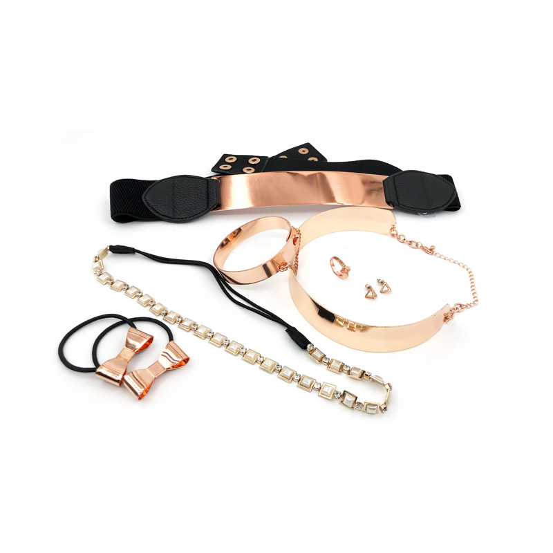 Atida Rose Gold Accessories Pack