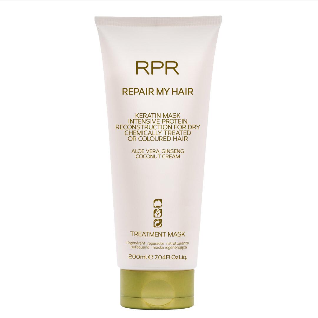 RPR Repair My Hair Keratin Mask 200g