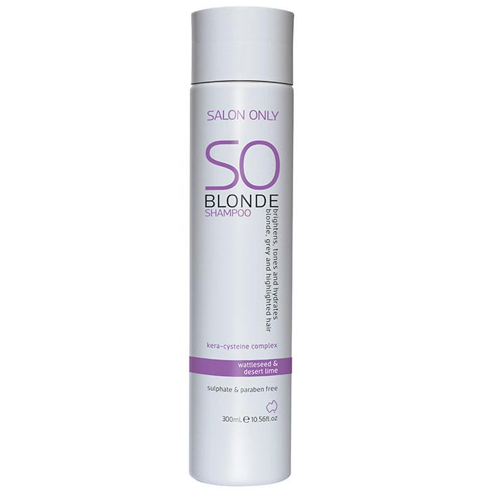 Salon Only Blonde Shampoo 300ml