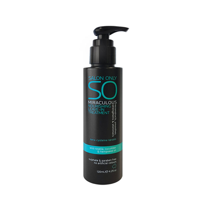 Salon Only Miraculous Leave-In Treatment 120ml