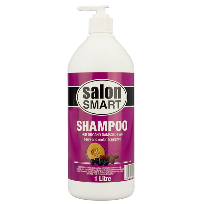 Salon Smart Berry and Melon Shampoo 1 Litre