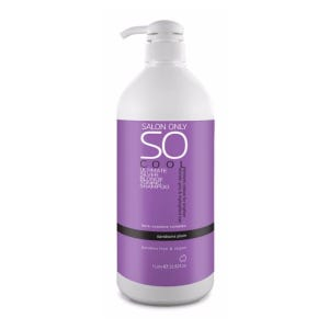 Salon Only Cool Ultimate Silver Blonde Toning Shampoo 1 Litre