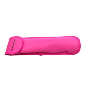 Santorini Heat Proof Straightener Pouch Pink