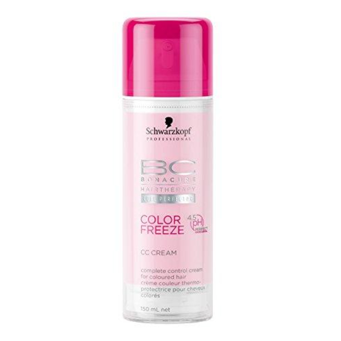 Schwarzkopf BC Bonacure Color Freeze CC Cream 150ml