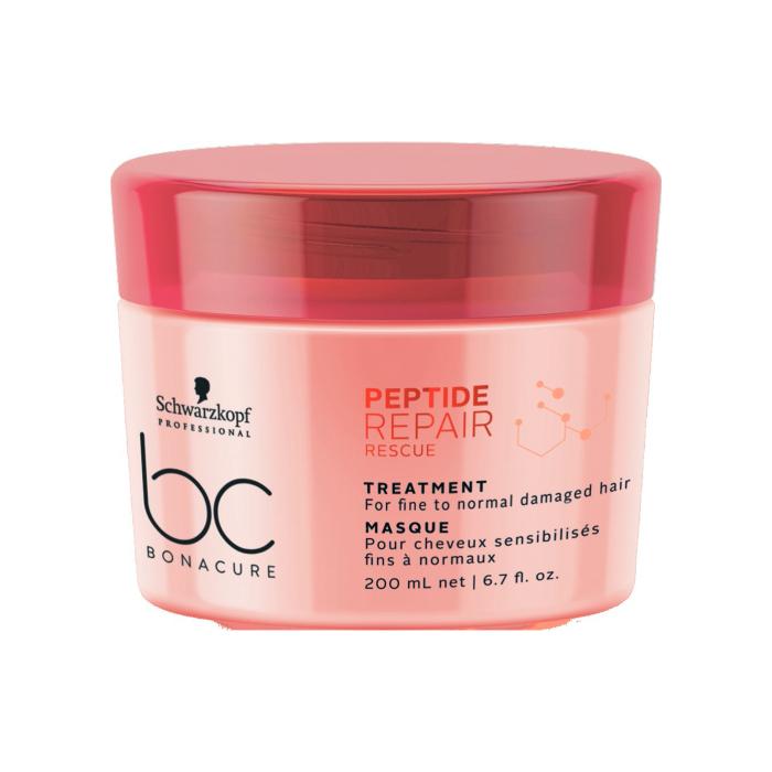 Schwarzkopf BC BonaCure Peptide Repair Rescue Deep Nourishing Treatment 200ml