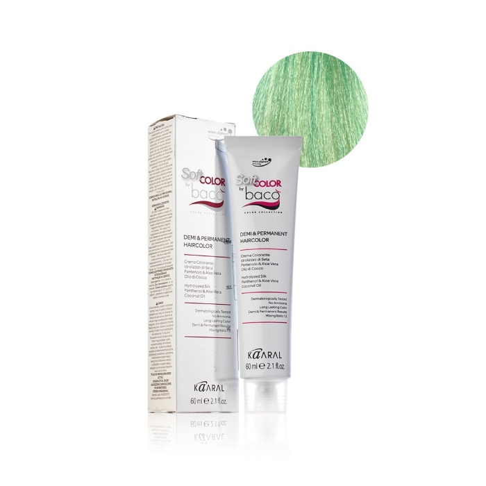Baco Soft Color No. New Mint 60ml
