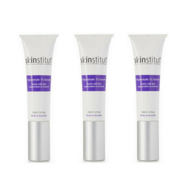 Skinstitut Rejuvenate 15 Serum 30ml Trio
