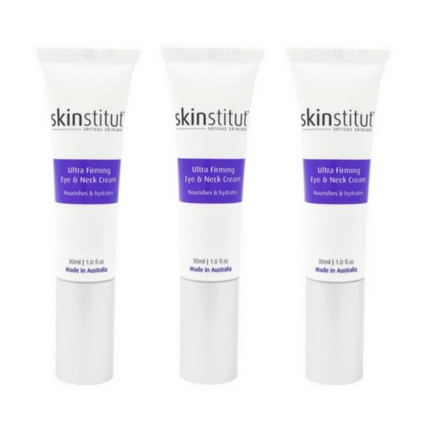 Skinstitut Ultra Firming Eye and Neck Cream 30ml Trio