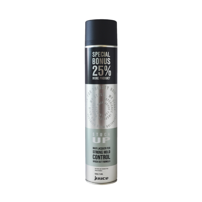 Juuce Stuck Up Hair Lacquer 714ml