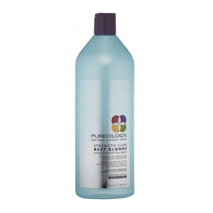 Pureology Strength Cure Blonde Conditioner 1 Litre