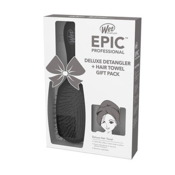 Wet Brush Pro Epic Professional Deluxe Detangler Gift Pack