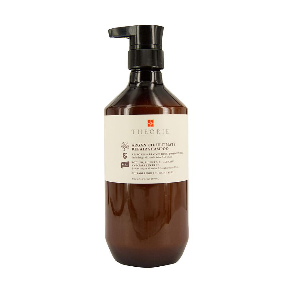 Theorie Argan Oil Ultimate Repair Shampoo 800ml