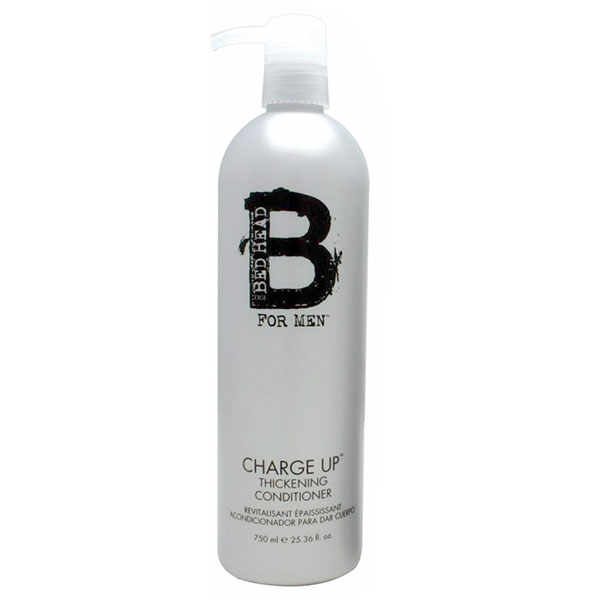 TIGI Bed Head B For Men Charge Up Thickening Conditioner 750ml