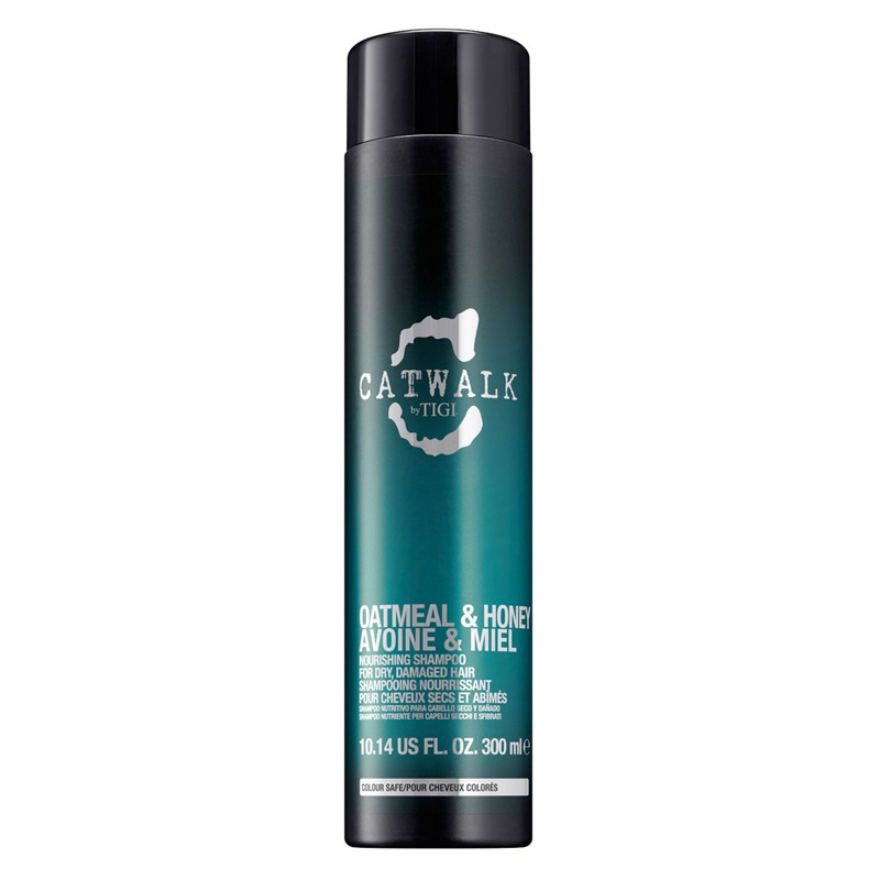 TIGI Catwalk Oatmeal and Honey Nourishing Shampoo 300ml