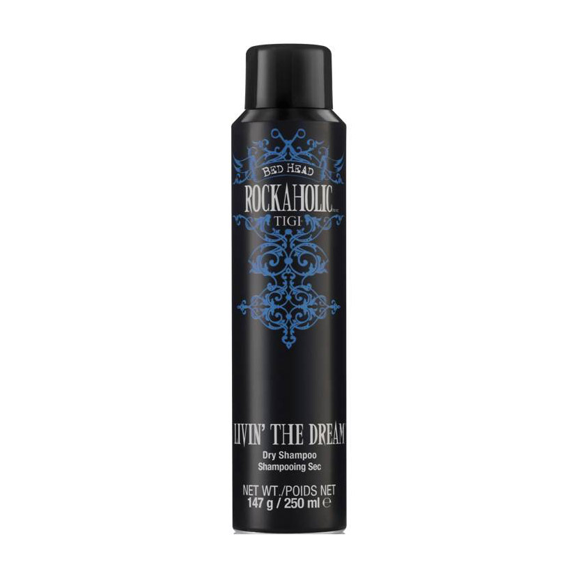 TIGI Rockaholic Livin' The Dream Dry Shampoo 250ml