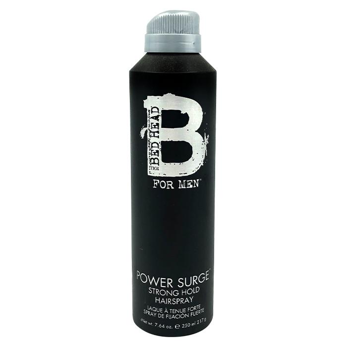 TIGI For Men Power Surge Strong Hold Hairspray 250ml