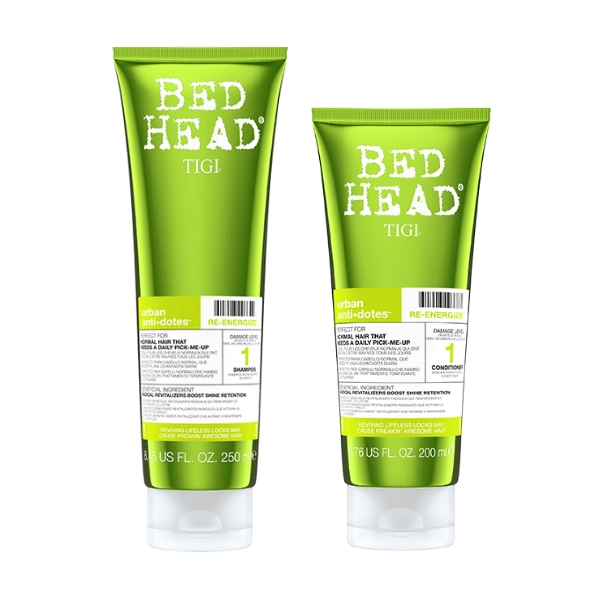 TIGI Bed Head Urban Antidotes ReEnergise Duo Pack