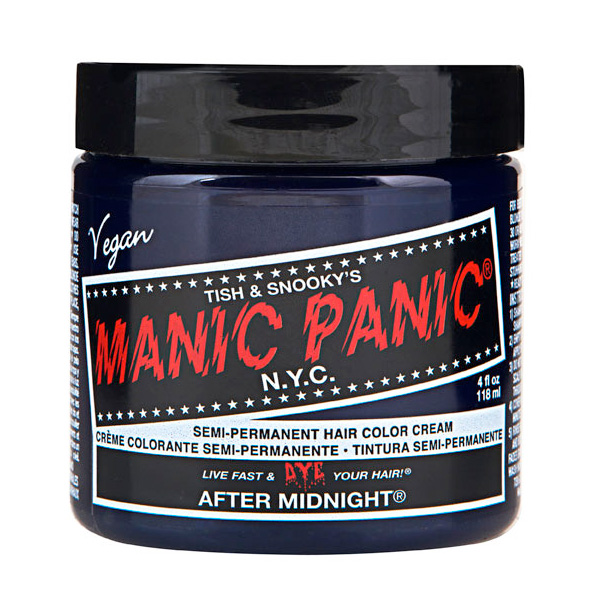 Manic Panic Hair Color Cream After Midnight 118ml