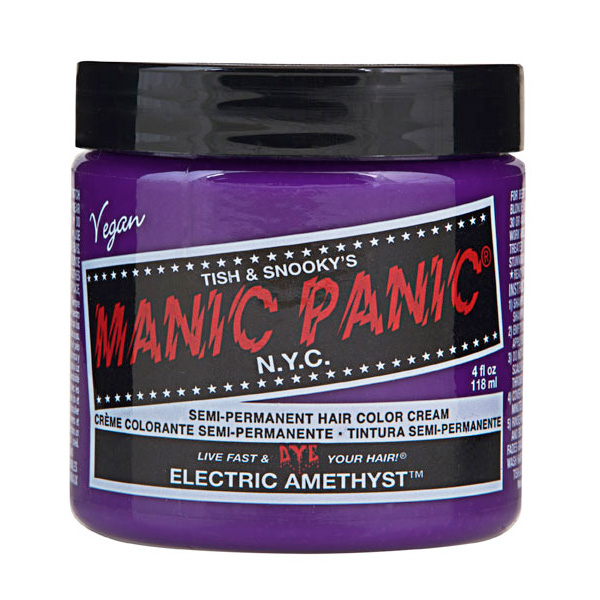 Manic Panic Hair Color Cream Electric Amethyst 118ml