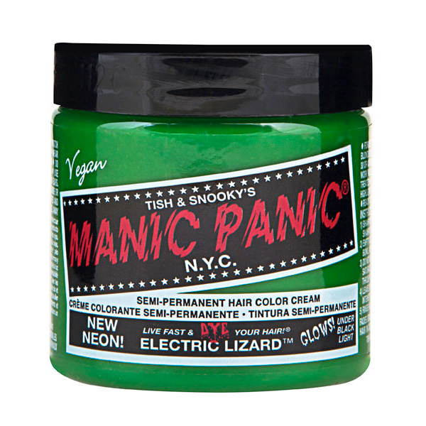 Manic Panic Hair Color Cream Electric Lizard 118ml