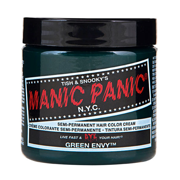 Manic Panic Hair Color Cream Green Envy 118ml