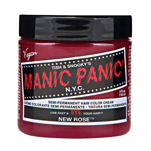 Manic Panic Hair Color Cream New Rose 118ml