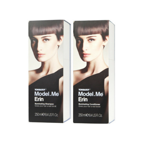 Toni and Guy Model.Me Erin 250ml Duo