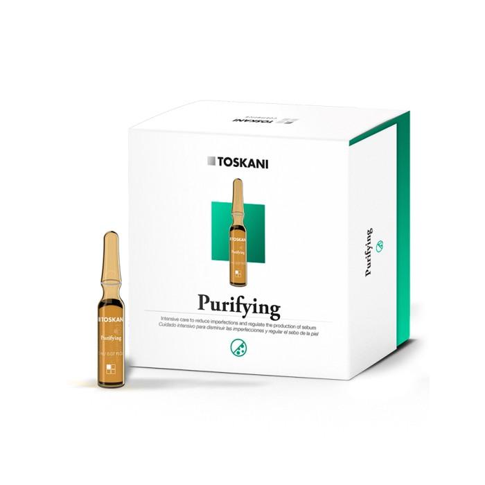 Toskani Purifying Ampoule 15amp x 2ml