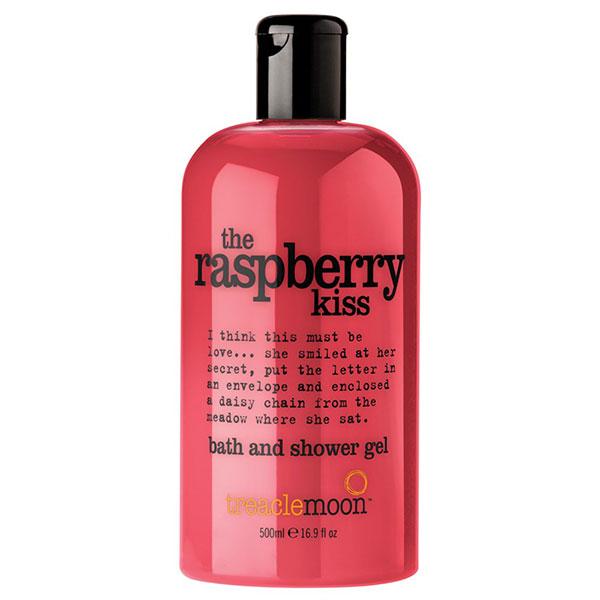 Treaclemoon The Rasberry Kiss Bath and Shower Gel 500ml