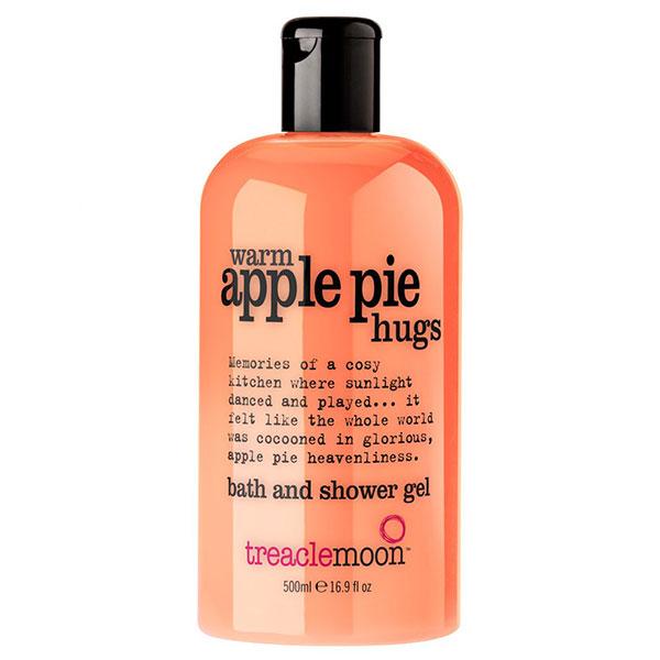 Treaclemoon Warm Apple Pie Hugs Bath and Shower Gel 500ml
