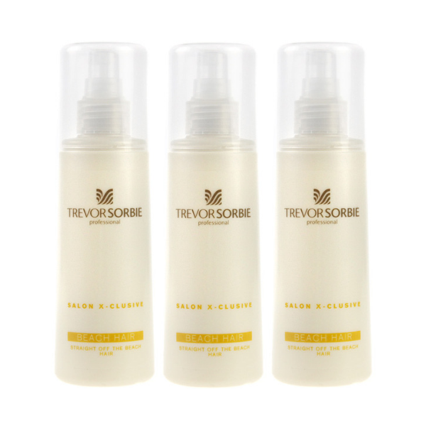 Trevor Sorbie Beach Hair 200ml Trio Pack