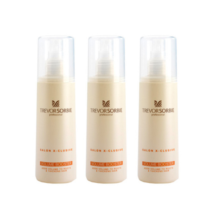Trevor Sorbie Volumising Shampoo 250ml Trio Pack
