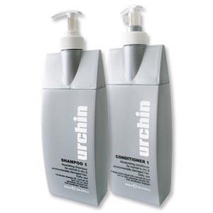 Urchin Shampoo 2 & Conditioner 2 850ml Duo Pack