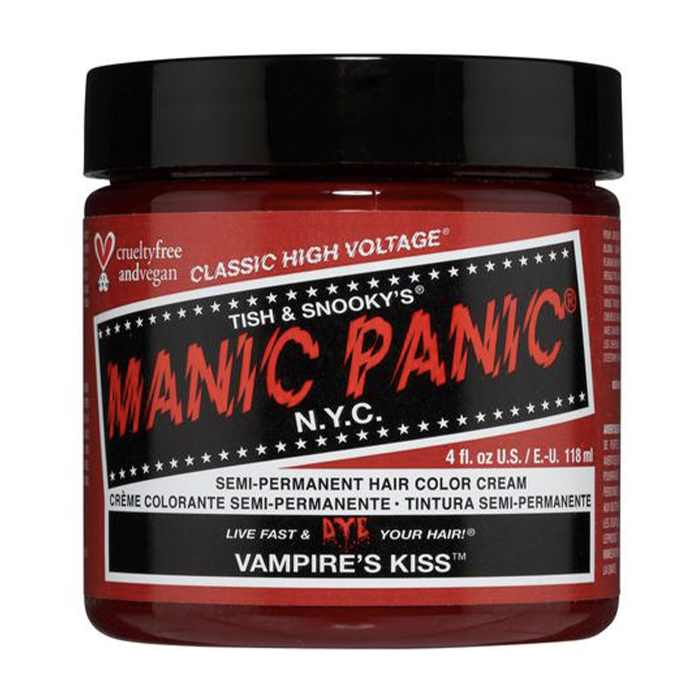 Manic Panic Hair Color Cream Vampire's Kiss 118ml