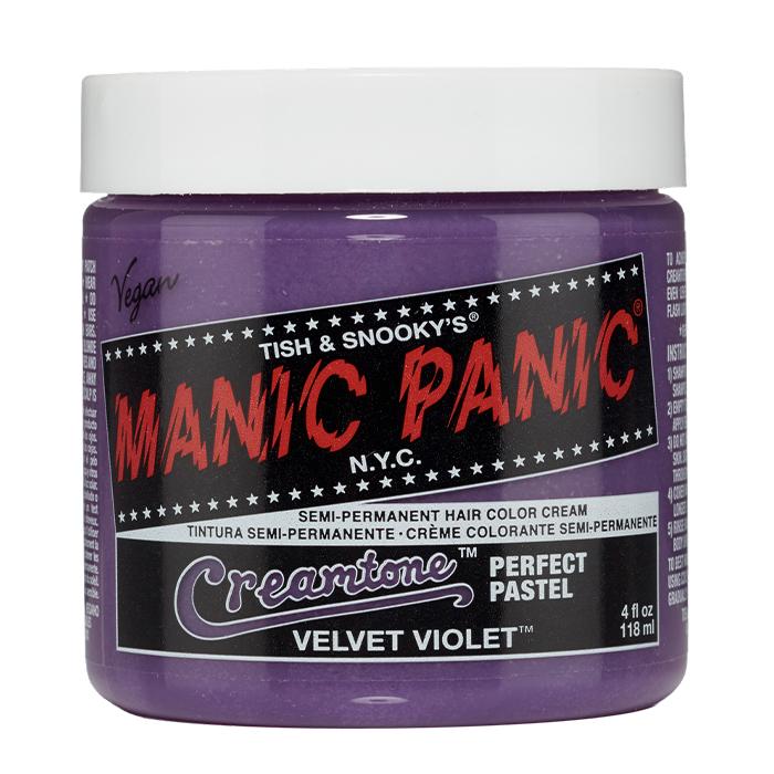 Manic Panic Velvet Violet Creamtone Perfect Pastel 118ml