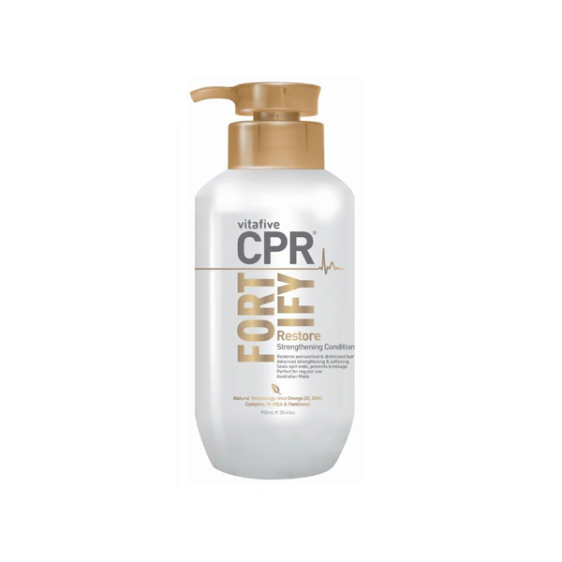 Vitafive CPR Fortify Restore Conditioner 900ml