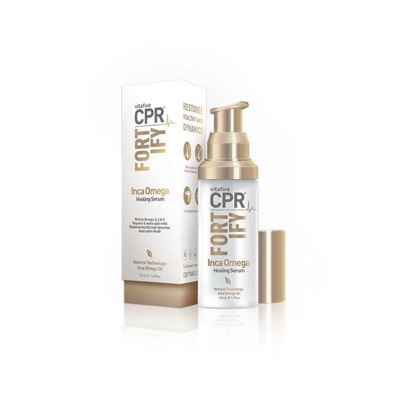 Vitafive CPR Fortify Repair Inca Omega Healing Serum 50ml
