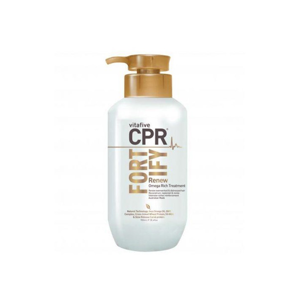 Vitafive CPR Fortify Repair Omega Rich Treatment 900ml