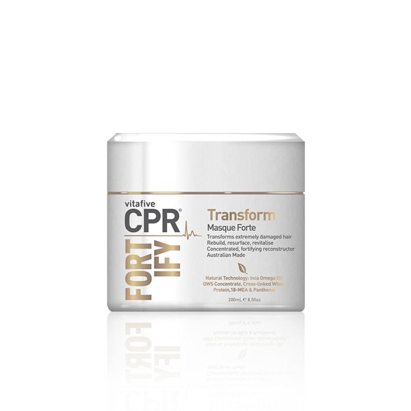 Vitafive CPR Fortify Repair Transform Masque Forte 200ml
