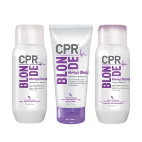 Vitafive CPR Always Blonde Trio Pack