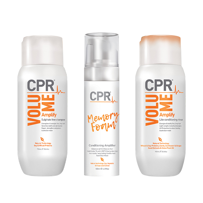 Vitafive CPR Volume Trio Pack