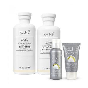 Keune Care Vital Nutrition Home and Away Pack (Mixed)