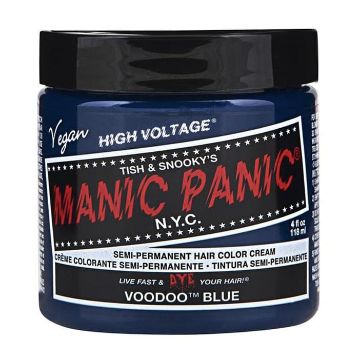 Manic Panic Hair Color Cream Voodoo Blue 118ml