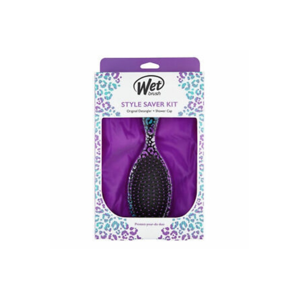 Wet Brush Style Saver Kit Purple