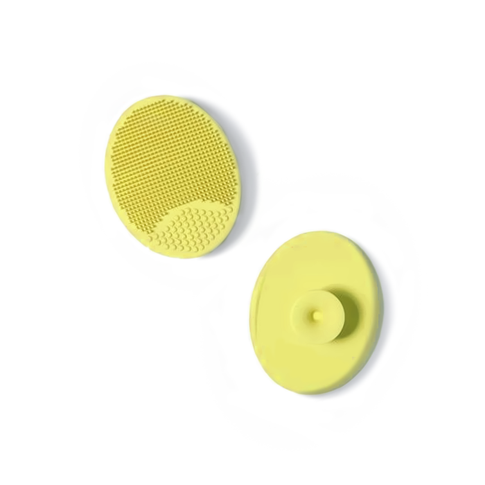 Catwalk Facial Cleansing Mitt Yellow