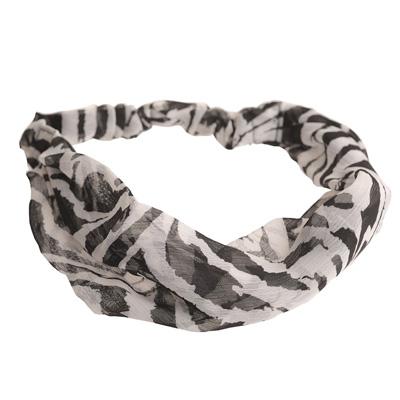 Revlon Zebra Head Wrap