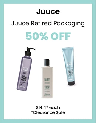 JUUCE Retired Packaging 50% OFF RRP