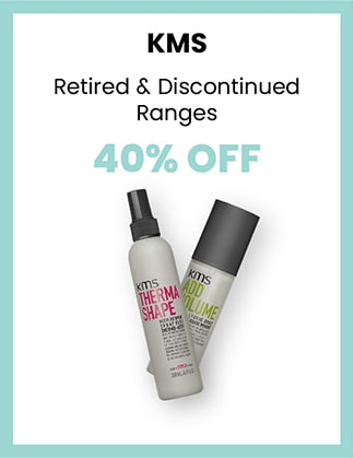 KMS 40% OFF Retired & Discontinued Ranges