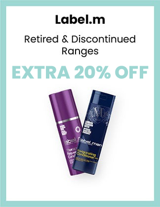 Label.m extra 20% OFF Retired & Discontinued Ranges